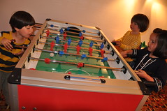 table football, hotel Sonnenhalde