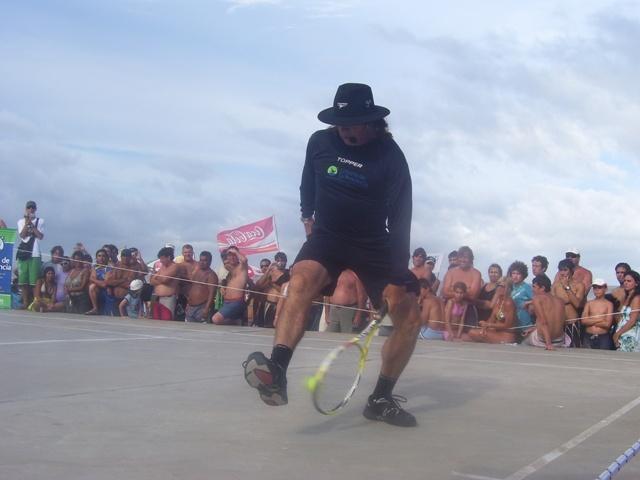 Guillermo Vilas Partido de la Costa