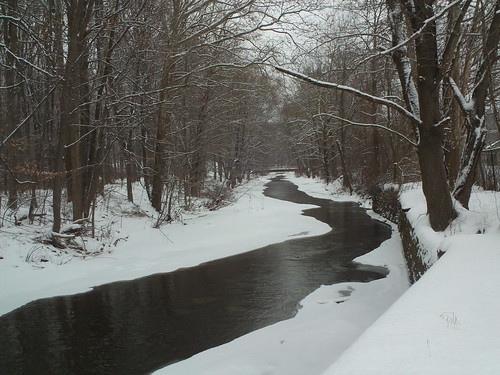Coginchaug River  (Winter)