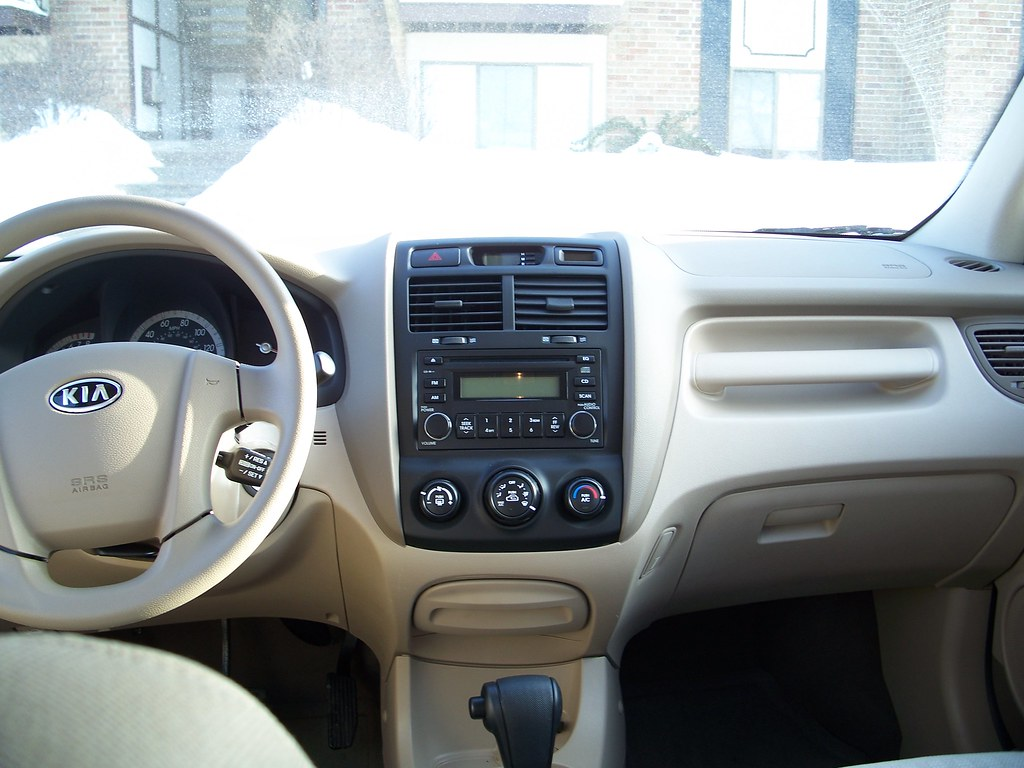 Front controls