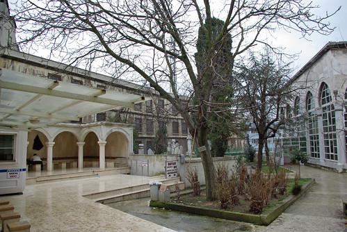 Candarlizade Atik Ibrahim Pasa Mosque, Çandarlızade Atik İbrahim Paşa Camii, Mercan, İstanbul