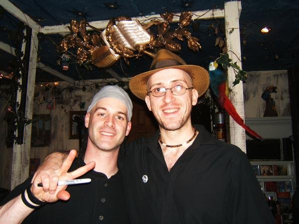 me and michale graves