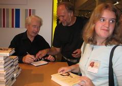 Frank McCourt in Gothenburg