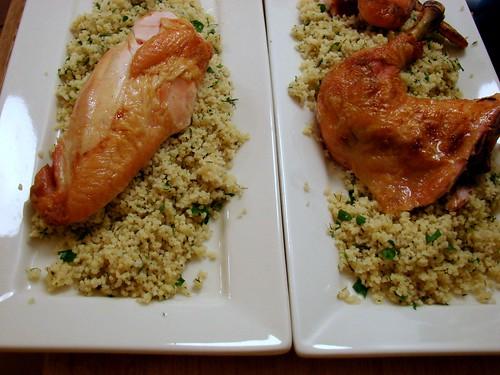 Dinner:  August 2, 2009