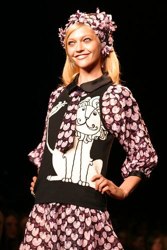 Anna Sui S/S 2010 - 7