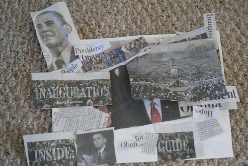 Obama Collage