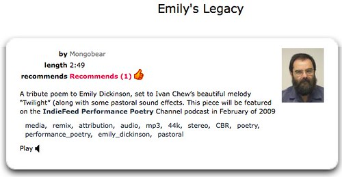 ccMixter - Emily's Legacy