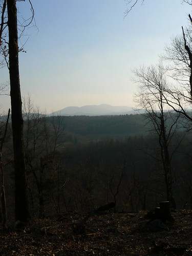 Stuarts Knob -  Bull Mountain Far