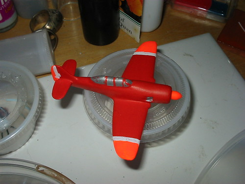 Don Schmenk's Sea Fury T-20 resin kit