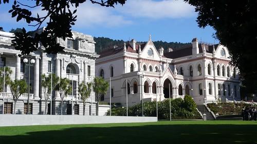 Parliament Grounds