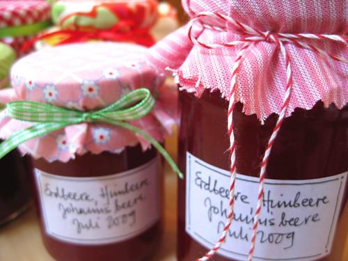 Rote Marmelade