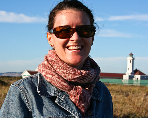 Jaime @ Fort Worden, Port Townsend, WA