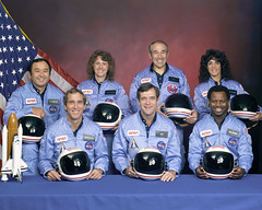 Challenger Flight Crew