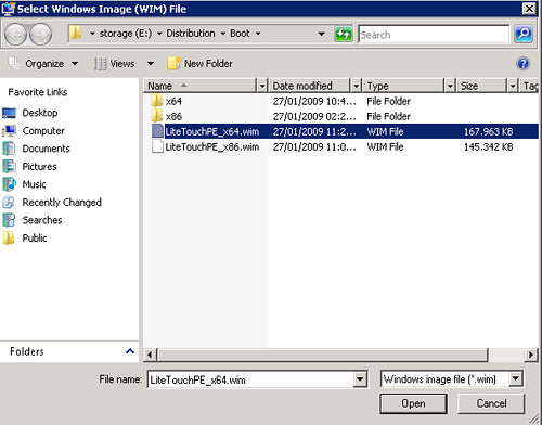 Microsoft Deployment Toolkit 2010 Beta 1: Using MDT to