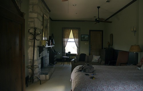 Our Room at the Inn Above Onion Creek