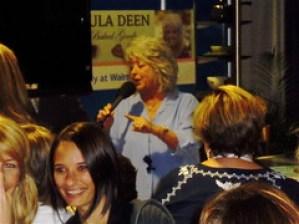 Paula Deen from afar