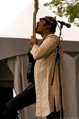King Khan & The BBQ Show @ Ottawa Bluesfest