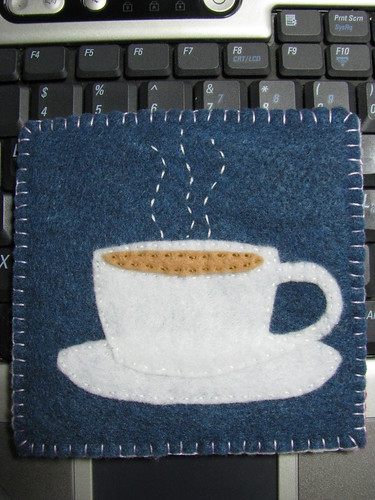 Front of Coaster #1