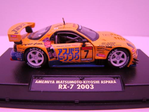 Tamiya RX7 Aspara