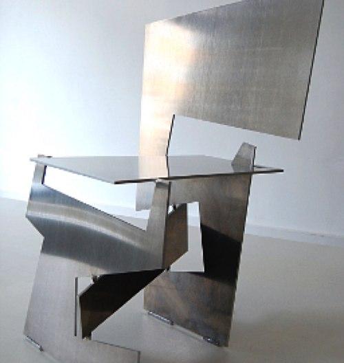 Ronen Kadushin: Hack Chair (assembled)