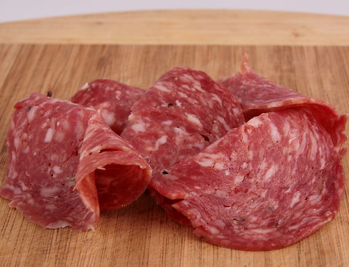 Tuscan Fennel Salami - Leslieville cheese
