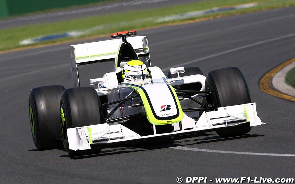 Jenson Button - Brawn GP
