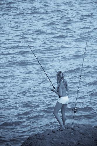 Pescando corazones