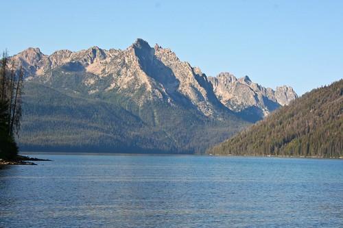 Redfish Lake, Sawtooth NRA, Idaho