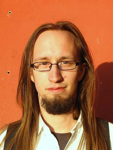Marius Rokstad, medlem av AltUnd