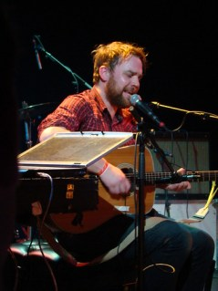 scott hutchinson of frightened rabbit