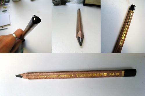 Koh-I-Noor Hardmuth Triograph 1830 pencil