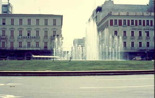 Omonia Square - 1972