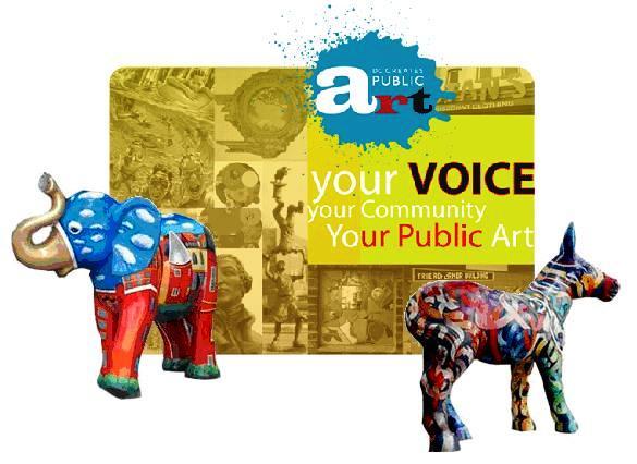 DC Creates Public Art Program Vision in the District of Columbia.
