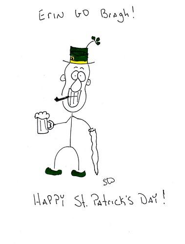 Happy St Pattys Day