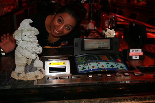Gambling At The Nascar Cafe