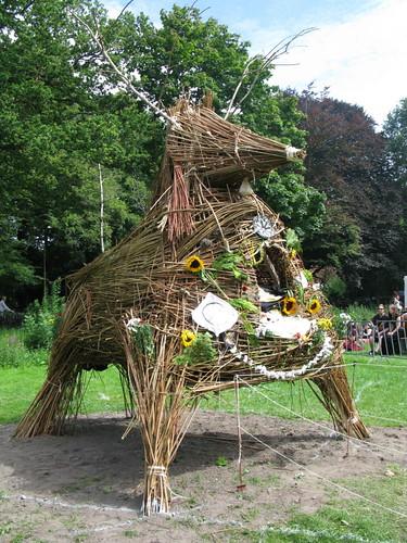Castlefest Wickerbeast