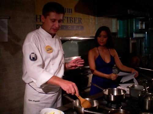 Chef Stefan & Rachel Alejandro