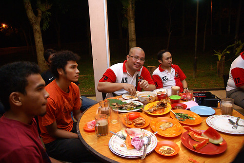 Majlis Berbuka Puasa n9futbol.com