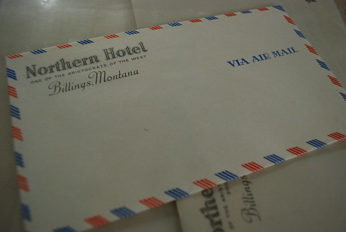 Air Mail, Northern Hotel