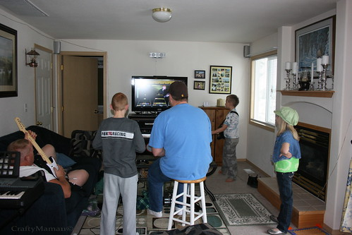 Rock Band Family Fun