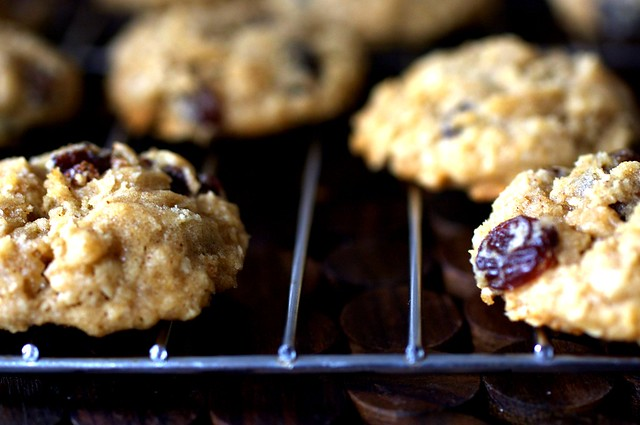 Small batch oatmeal raisin cookie recipe
