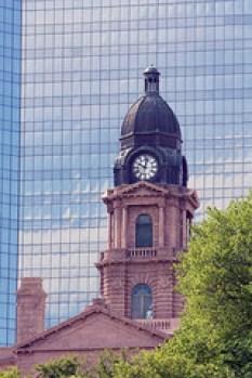 Courthouse - Tarrant County, Texas