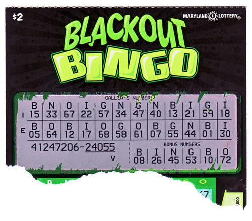 Blackout BINGO 2