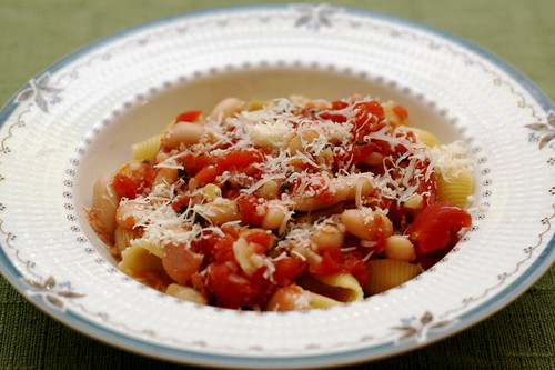 Tuscan White Beans with Sage