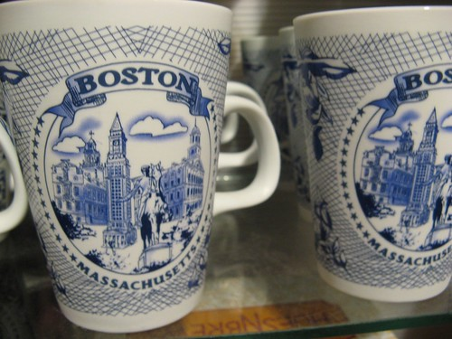 for boston coffee or tea, eh?