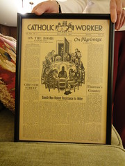 Catholic Worker front page (July-August 1963)