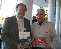 Helge Alvin Rosfjord og Ole Bertil Madsen