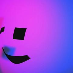 Spinning Flickr Smiley / Wink Emoticon - Flick...