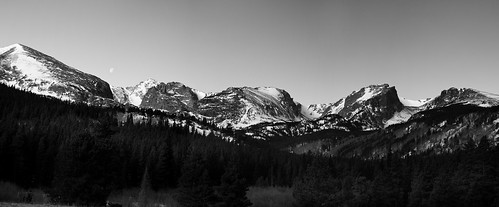 Black and White Panorama by you.