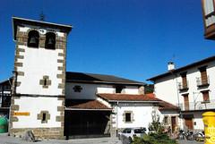 Iglesia de San Martín, Zubiri